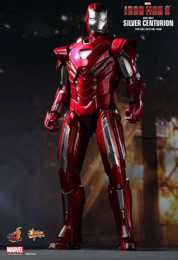 Marvel Iron Man 3 Titan Hero